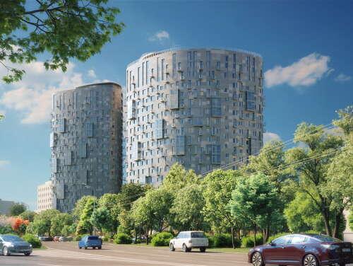 Комплекс апартаментов Нахимов